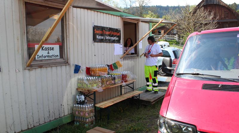 Anreise Swiss Travel Festival